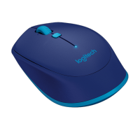 Mouse wireless Logitech M535 Bluetooth Albastru