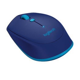 Mouse wireless Logitech M535 Bluetooth Albastru