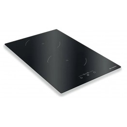 Plita incorporabila inductie Faber 108.0536.624, 2 zone de gatit, touch control, timer, sticla neagra