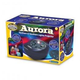 Proiector lumini Aurora boreala si australa Brainstorm Toys