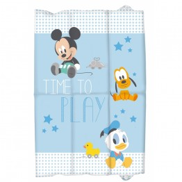 Saltea de infasat pliabila Mickey Disney Eurasia