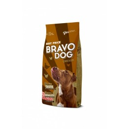 Hrana uscata cu pui Bravo Dog 10 kg