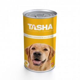Conserva cu carne de curcan Tasha 1240 g