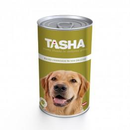 Conserva cu carne de pui Tasha 1240 g