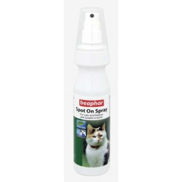Spray antiparazitar natural Beaphar 150 ml