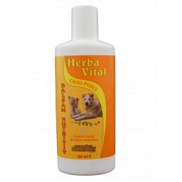 Balsam pentru caini si pisici Herbavital 200 ml