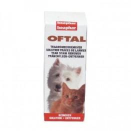 Solutie pentru curatarea petelor din jurul ochilor Beaphar Oftalm