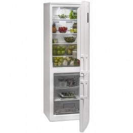 Combina frigorifica Arctic ANK326NF+, capacitate 287 l, Clasa A+, Full No Frost, alb