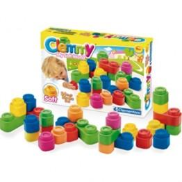 Clemmy Set 24 cuburi Clementoni
