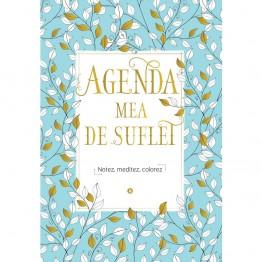 Agenda mea de suflet Editura Kreativ