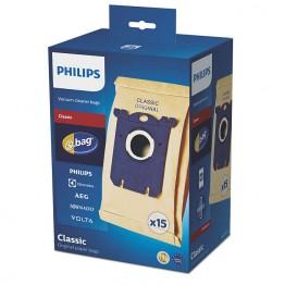 Saci de hartie pentru aspirator Philips FC8019/03