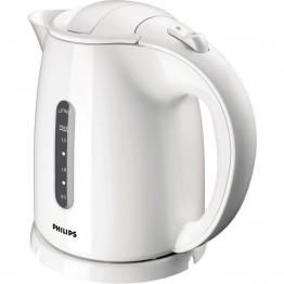 Fierbator de apa Philips HD4646/00, putere 2400 W, capacitate 1.5 l, indicator nivel apa, alb