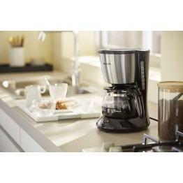 Filtru Philips Daily Collection Aroma Swirl HD7435/20, putere 700 W, 1 l