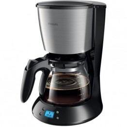 Cafetiera Philips Daily Collection HD7459/20, putere 1000 W, 1.2 l, negru