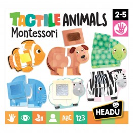Animale senzoriale Montessori Headu