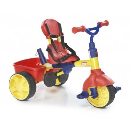 Tricicleta primara 4 in 1 Little Tikes