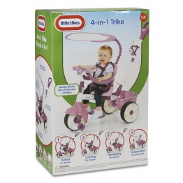 Tricicleta 4 in 1 mov Little Tikes