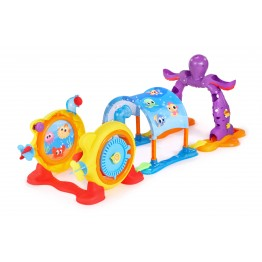 Cursa de aventuri 3 in 1 Little Tikes