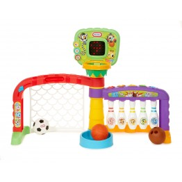 Jucarie sport 3 in 1 Little Tikes