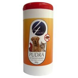 Pulbere antiparazitara Ectocid Herba 4Dog 50 ml