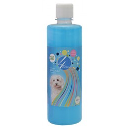 Sampon pentru caini cu blana alba 4Dog 500 ml