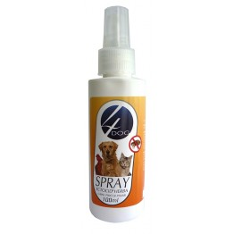 Spray antiparazitar Ectocid Herba 4Dog 100 ml