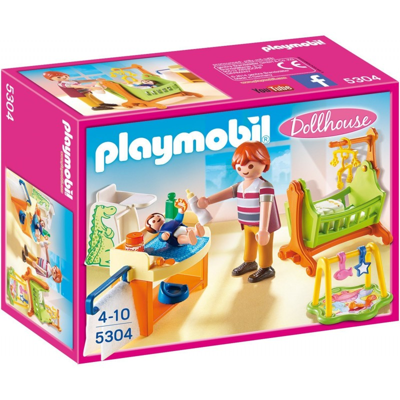 Camera bebelusului Playmobil
