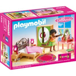 Dormitorul Playmobil