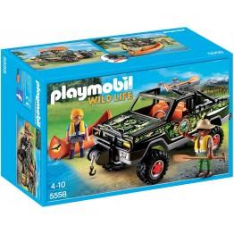 Masina de teren Playmobil