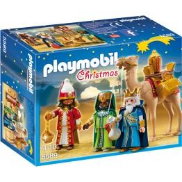 Cei Trei Magi Playmobil