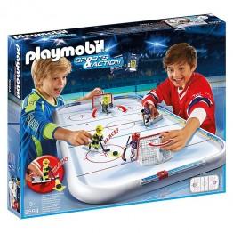 Arena pentru hochei pe gheata Playmobil