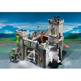 Castelul cavalerilor lup Playmobil