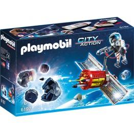 Distrugatorul de meteoriti Playmobil