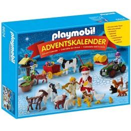 Craciunul la ferma Calendar Playmobil