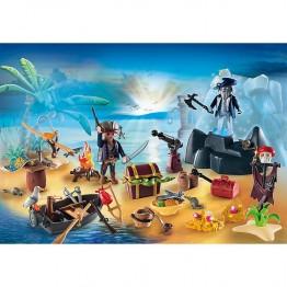 Calendar Craciun insula comorilor Playmobil