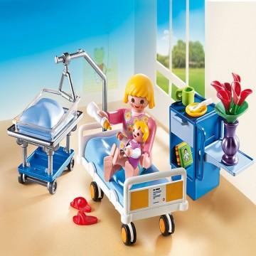 Camera de maternitate Playmobil