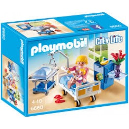 Camera de maternitate Playmobil