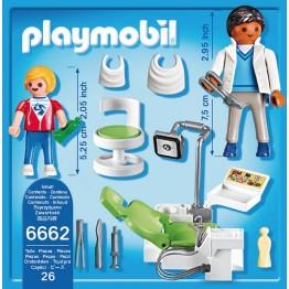 Dentist cu pacient Playmobil