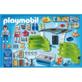 Cafenea Playmobil