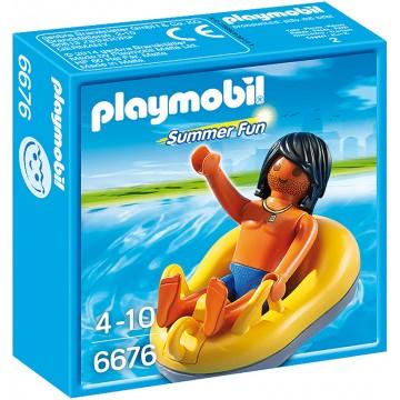 Barcuta pentru rau Playmobil