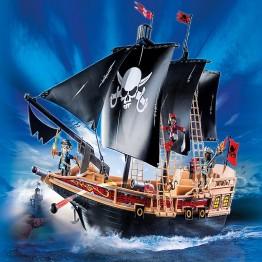 Corabia piratilor Playmobil