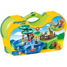 Gradina Zoologica si Acvarium Playmobil