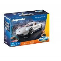 Rex Dasher cu Porsche Mission E Playmobil