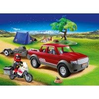 Set camping Playmobil
