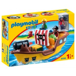 Barca piratilor, Playmobil