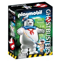 Stay Puft Marshmallow Playmobil
