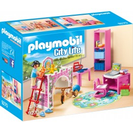Camera copiilor Playmobil