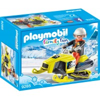 Snowmobil Playmobil