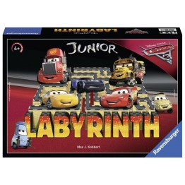 Joc Labirint Junior Cars (Ro) Ravensburger