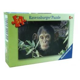 Minipuzzle Animale 54 piese Ravensburger